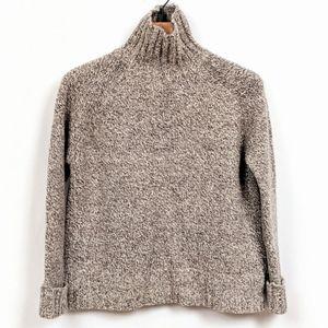Express Marled Wool Turtleneck Sweater size L EUC